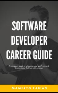 Software Developer Career Guide Cover